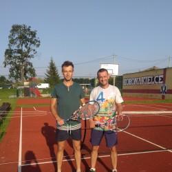 Łukasz Handzel zwycięzcą III Turnieju Tenisa Ziemnego