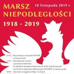 Zapraszamy na Marsz Niepodległości
