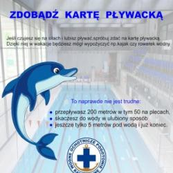 Zdobądź Kartę Pływacką!