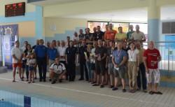 I Wojewódzkie Mistrzostwa Policji w Pływaniu