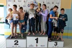 Szkolne Zawody Pływackie