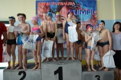 II zawody Wpłyń na swoje zdrowie z pływalnią OLIMPIC