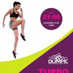 Zapraszamy na nowe zajęcia fitness - TURBO SPALANIE!