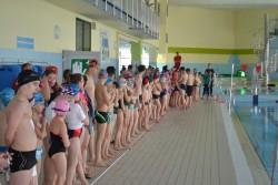 Zawody pływackie - kwiecień 2019