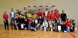 Mikołajkowy Turniej Piłki Nożnej o Puchar Dyrektora SCKiS