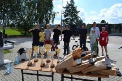 I zawody o Puchar Dyrektora SCKSiC na skateparku