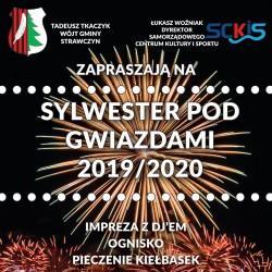 Zapraszamy na Sylwestra 2019/2020