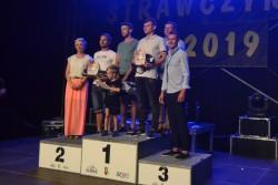 Łukasz Handzel obronił tytuł najlepszego tenisisty