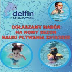 Lekcje pływania ze szkołą
